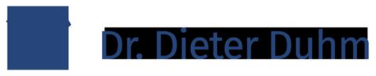 Dr. Dieter Duhm
